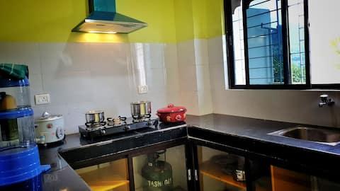 Dhamdara Apartments 3BHK — A