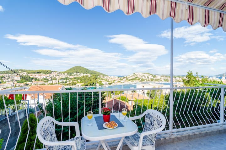 Apartments & Room Lino - Superior One Bedroom Apartment with Balcony and Sea View