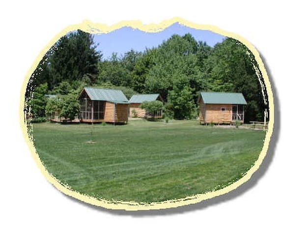 Harbor Country Cabins - Cabin #3 - Sawyer