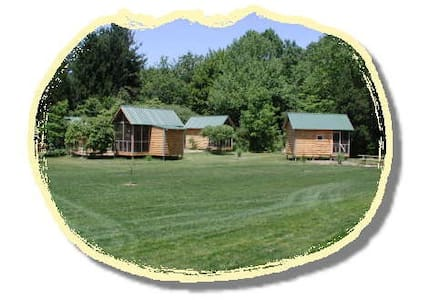 Harbor Country Cabins - Cabin #3 - Sawyer - Chalet