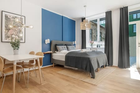 NORD | Studio Hotel Apartment | 24/7 Service | Sleeps 3