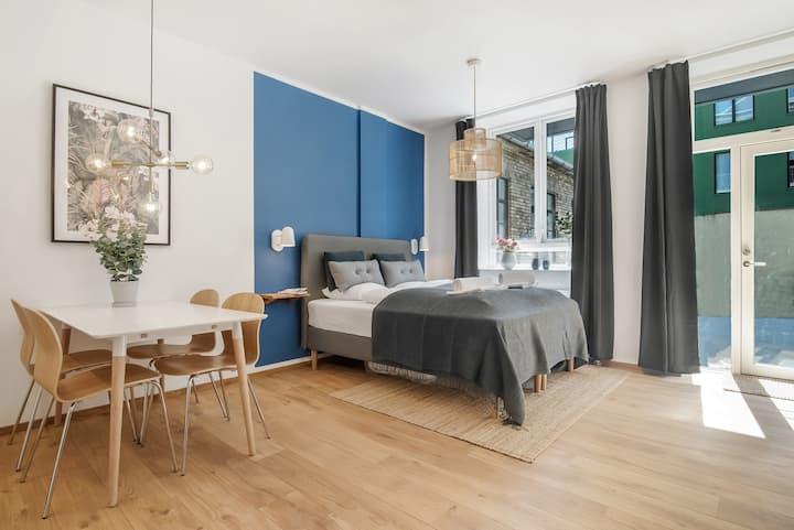 NORD | Studio Hotel Apartment | 24/7 Service | Sleeps 3