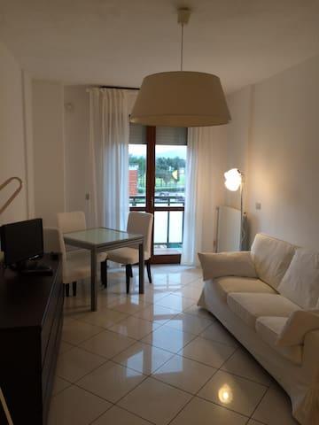 Bright Brand new flat in Livorno station area