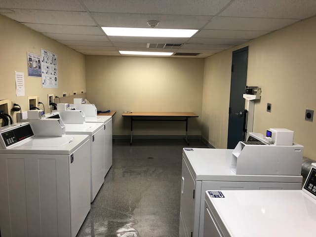 FULL ACCESS Shared Pay to Use Washer/Dryer