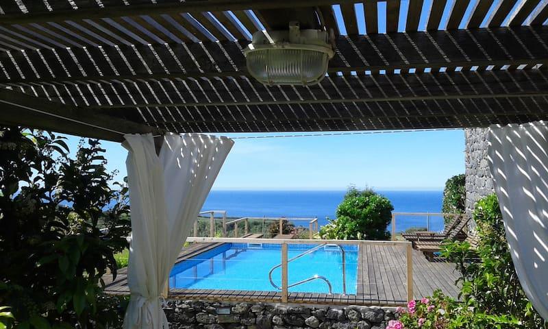Chill outside terrace - ocean view