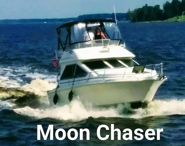 The Moon Chaser experience !!!!!
