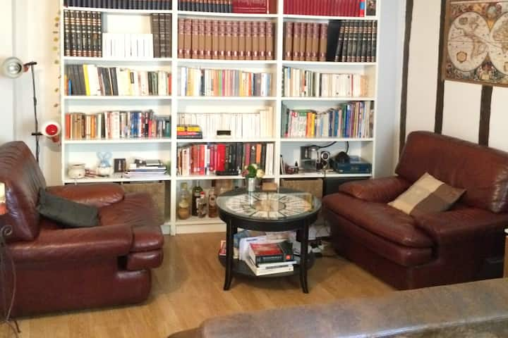 Appartement, charme, calme, quartier latin, 35m² !