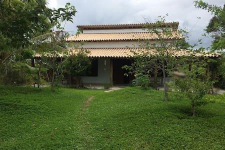 Casa em Massarandupió - Paraíso Naturista na Bahia - Hus