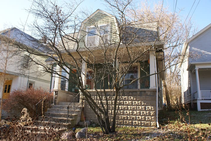 Lovely Home Close To Downtown Ann Arbor