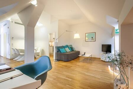 Superior-Suite (60m²) im Mercure München Altstadt - Múnich