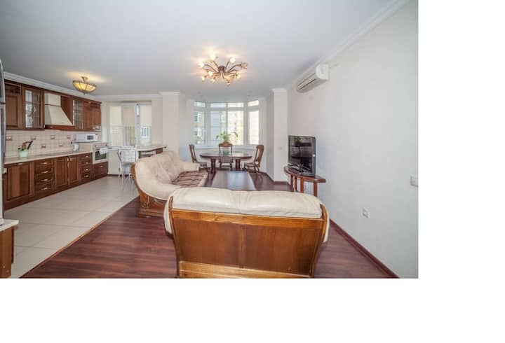Rent an apartment in the city center
