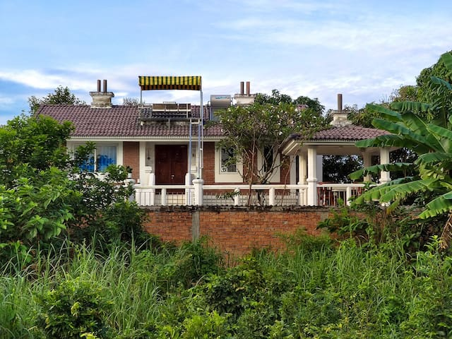 Indochina style Villa ★ Can Tho river side