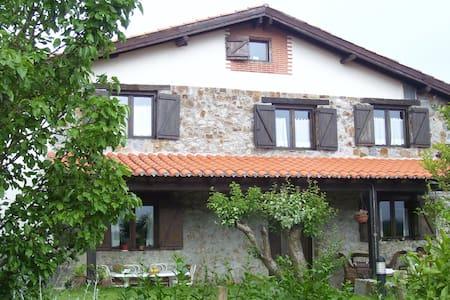 Caserio Altuena (Casa Rural) - Amoroto - Huis