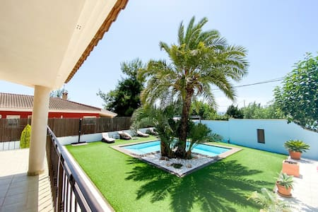 Relax en la huerta de Murcia