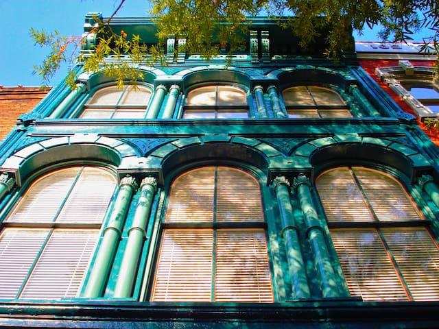 Historic Loft on Market House Square - Paducah - Лофт
