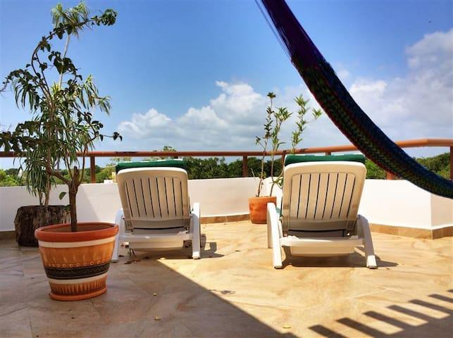 Penthouse Unit! 2BR Tulum Condo - Cancún - Appartement en résidence