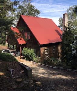 CRANE Cabin on Lewis Smith Lake