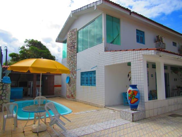 Pousada Vila Maracaipe (Habitacion N° 1)