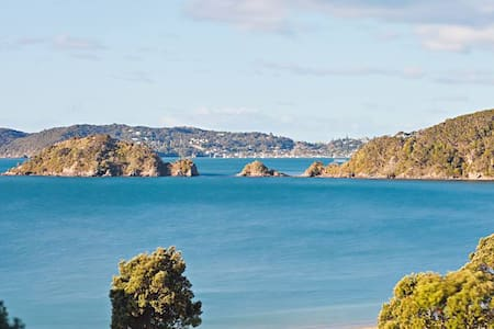 Stunning sea views-private-fully equipped-spotless - Paihia - Apartmen