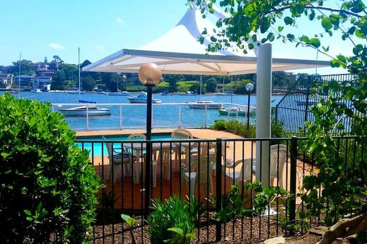 Absolute waterfront home Sydney