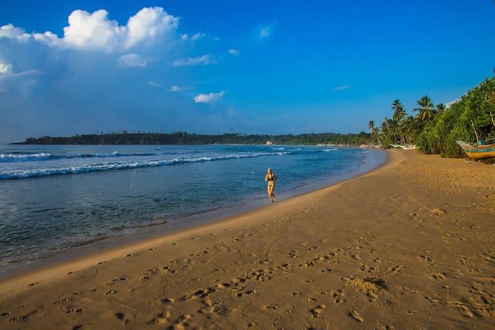 Ayurvedic Beach Villa