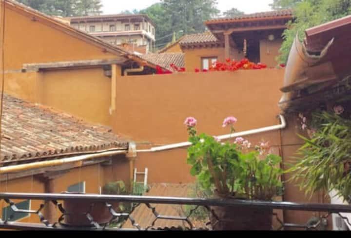 Habitación en centro de Pátzcuaro nueva