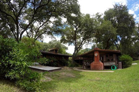 Peaceful Texas Style Ranch near Houston - Needville - Ház