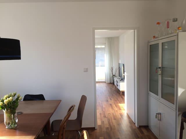 Schicke Wohnung in der Stadt - Dornbirn - Apartment