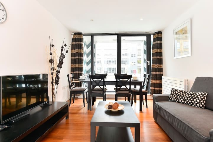 Perfect 3 bedroom apartment in the City
