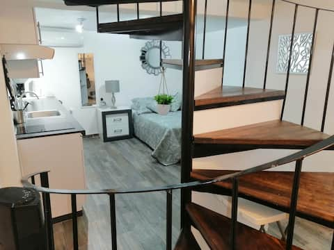 LOFT 4 100% Sanitized, clean, safe and located