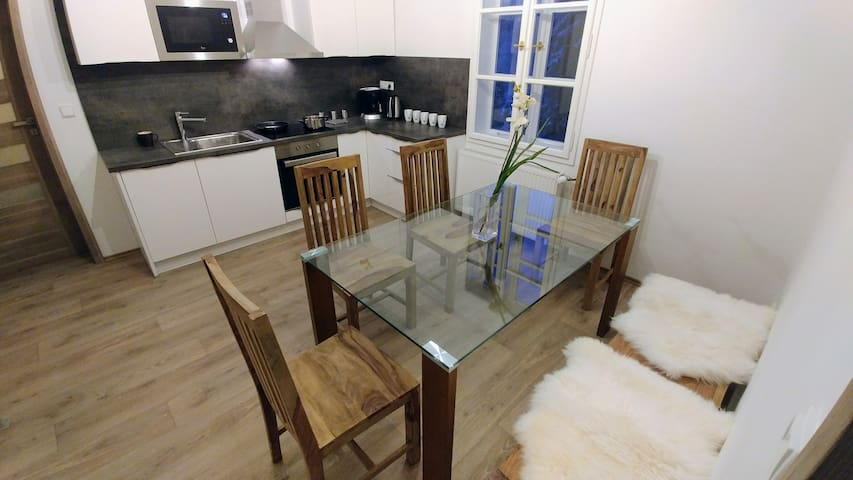 Apartmán Janské Lázně