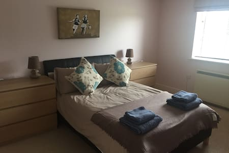 Fantastic Ashford Apt.  (sleeps 4) - Willesborough