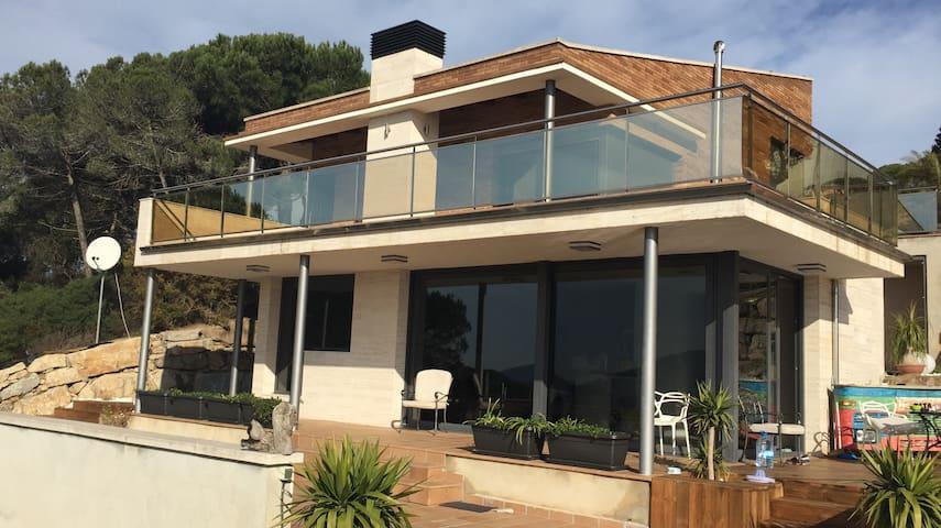 Lux house near Barcelona. - Vilanova del Vallès - Maison