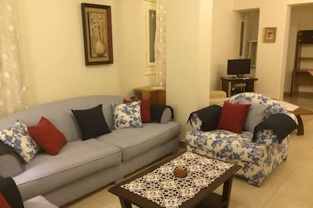 Cheerful Apt. in Ard El Golf Area  - Heliopolis -
