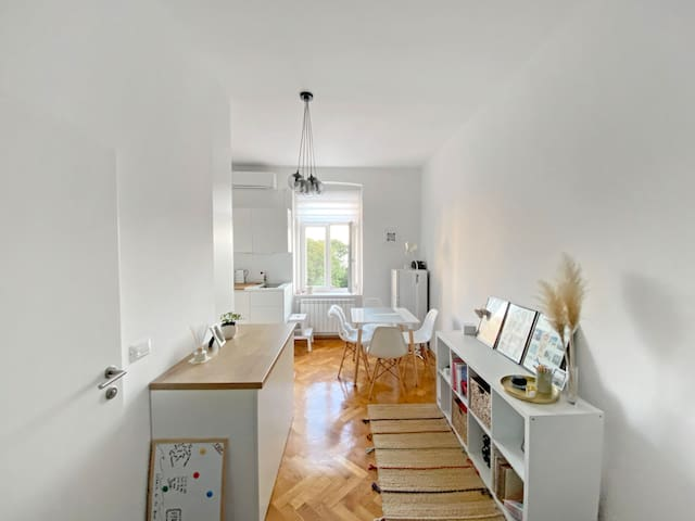 Bright and cosy apartment near downtown Rijeka