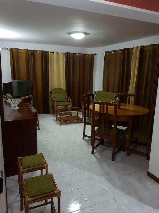 Sala com 18 m2