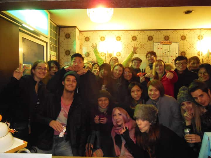 Backpackers Hotel Toyo 04