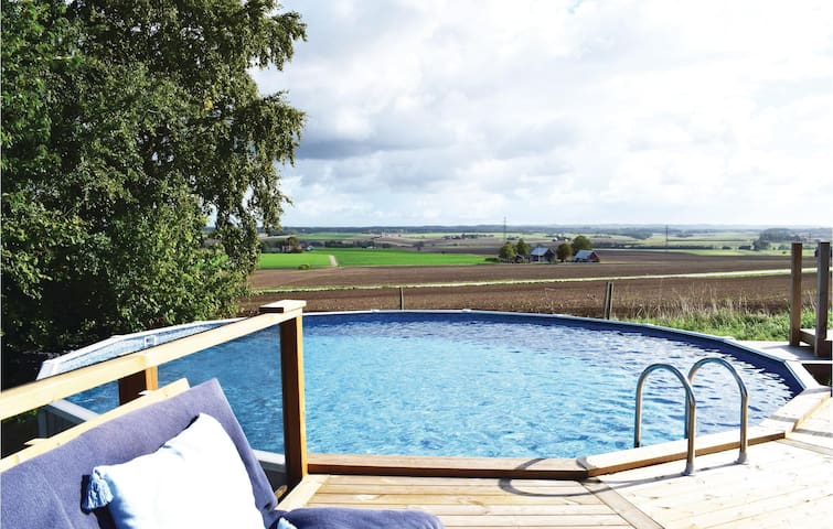 Holiday cottage with 1 bedroom on 90m² in Ängelholm
