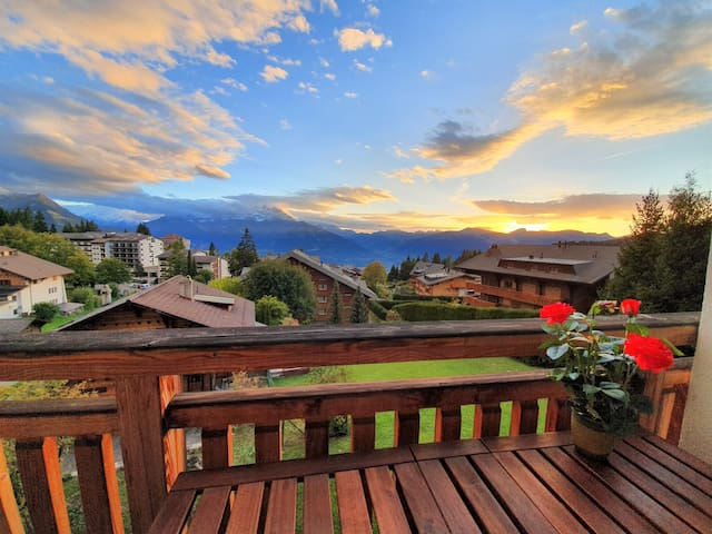 Villars, excellent location!! 2 pieces 73m