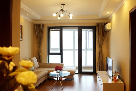 Near Golden Beach Seaview Apartment with Two Bed R - Qingdao - Wohnung
