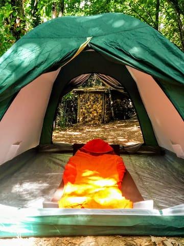 Wild Camping Paladini - 2-man tent