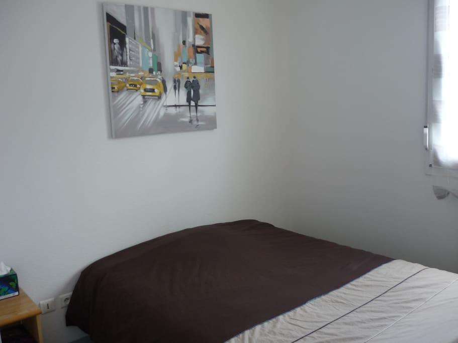 pied terre entre colmar et mulhouse appartements louer bollwiller alsace champagne. Black Bedroom Furniture Sets. Home Design Ideas