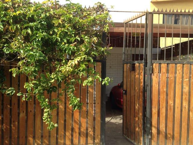 Casa, baño privado, pasos de playa - Iquique