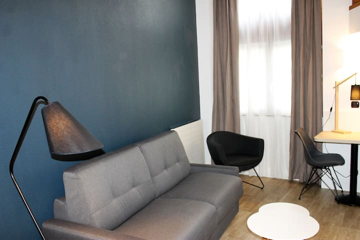 Privilodges Le Chateau, furnished T2/2 rooms n°6