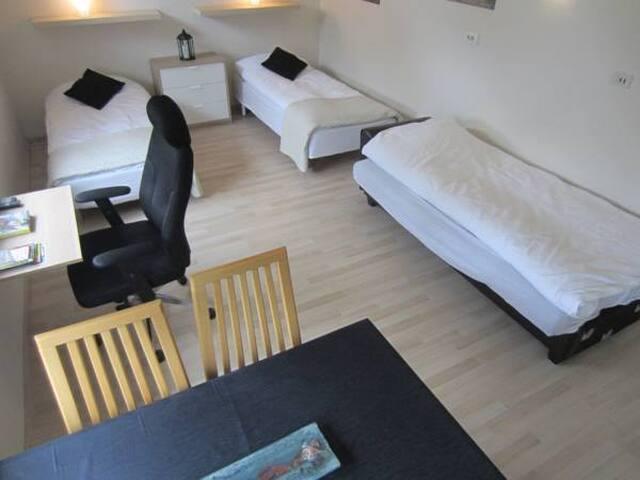 Eghomestay, 3 person studio apartment - Hvolsvöllur