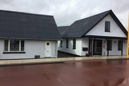 Dejligt hus midt i Karup by