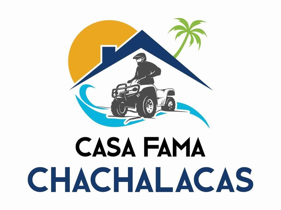 Casa Fama Chachalacas busca la ruta en g oogle maps como casa fama chachalacas