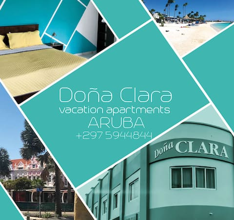 Doña Clara Apartments #11 good for 1 or 2 persons