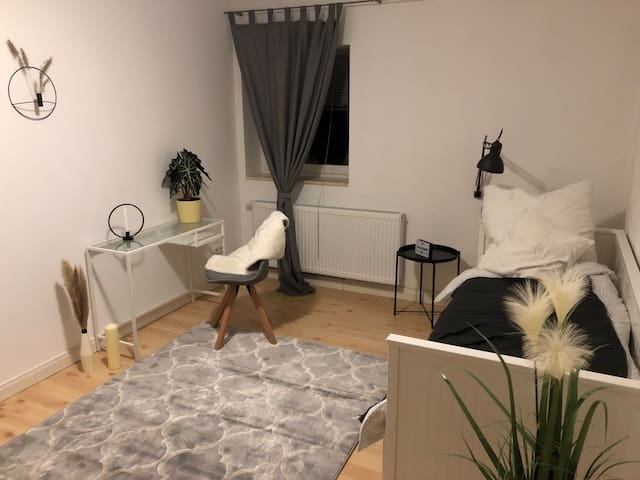 cozy modern apartment near Hamburg