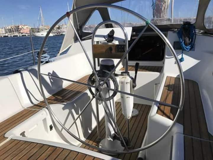Ibiza & Formentera living on sailing boat B&B